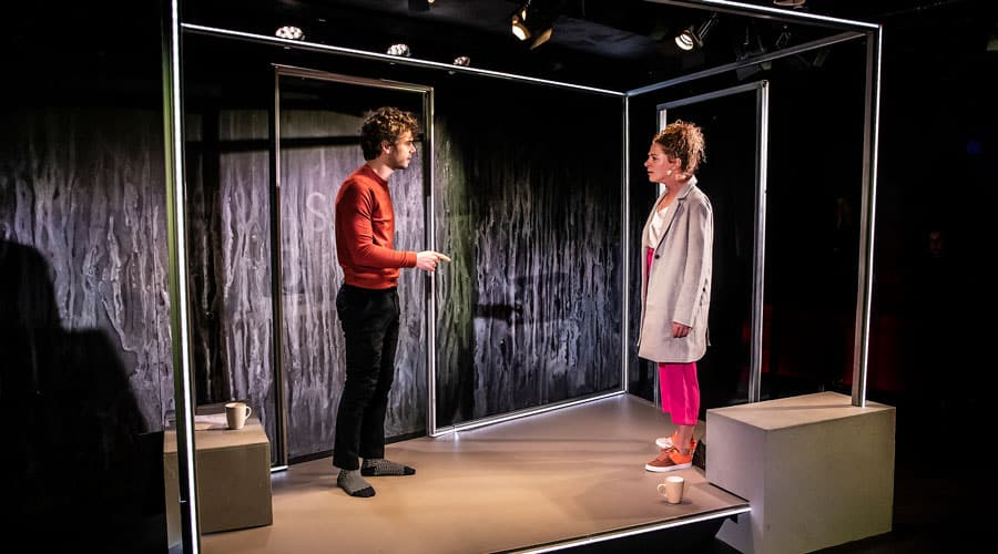One Jewish Boy review Trafalgar Studios 2