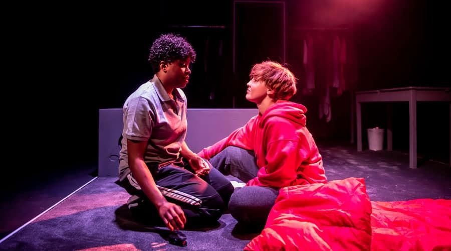 Lipstick review Southwark Playhouse