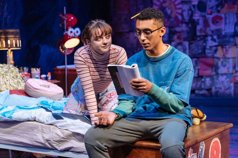 I and You Hampstead Theatre Streaming live