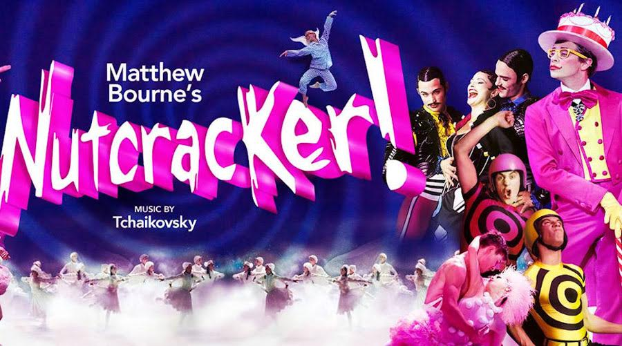 Matthew Bourne's Nutcracker Tour UK 2022