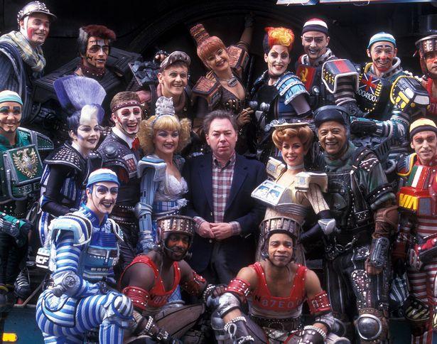 Starlight Express 1984 London Cast