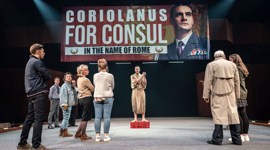 Coriolanus review Sheffield Theatres