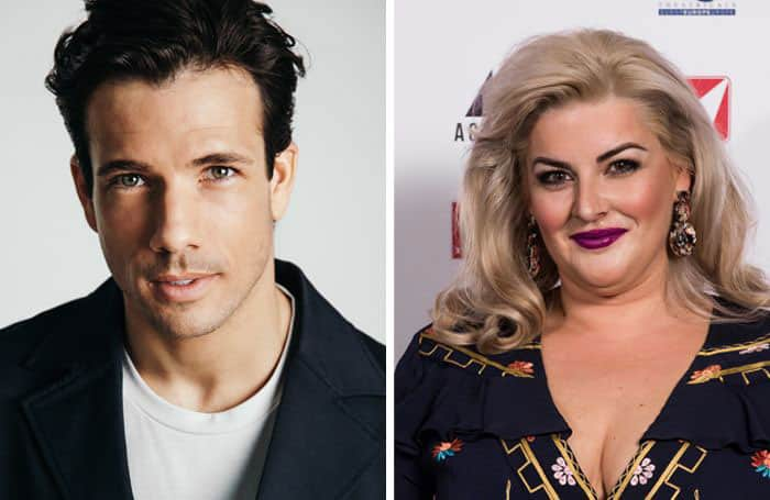 Danny Mac Jodie Prenger All The Web's A Stage