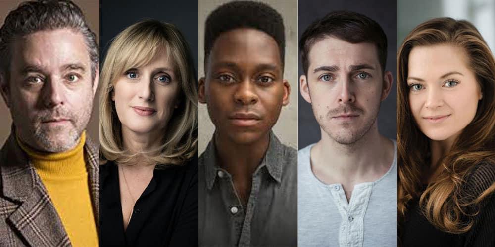 Hello Dolly Cast Adelphi Theatre London