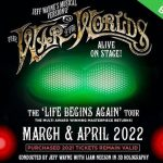 War Of The Worlds UK Tour 2022