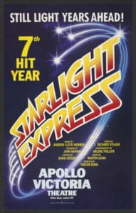 Starlight Express Poster
