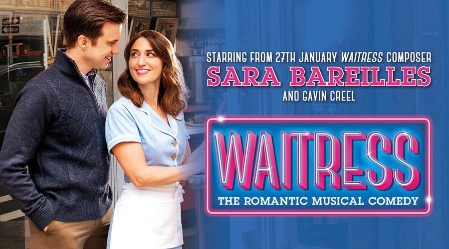 Waitress London Gavin Creel Sara Bareilles depart cast early
