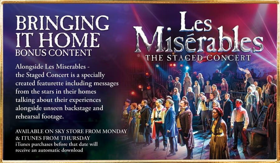 Les Misewrables The Straged Concert