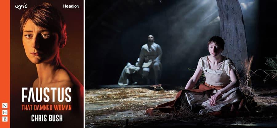Faustus That Damned Woman Nick Hern books