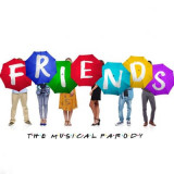Friends musical parody UK Tour