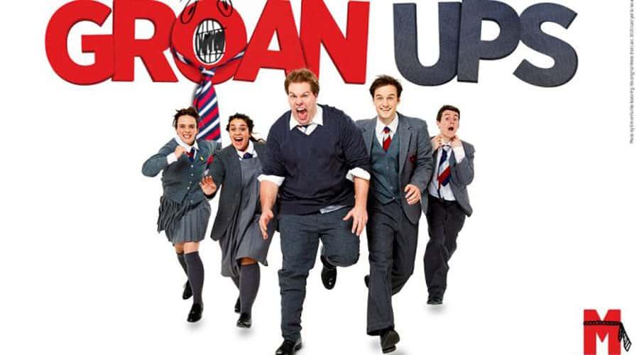 Groan Ups UK Tour 2020