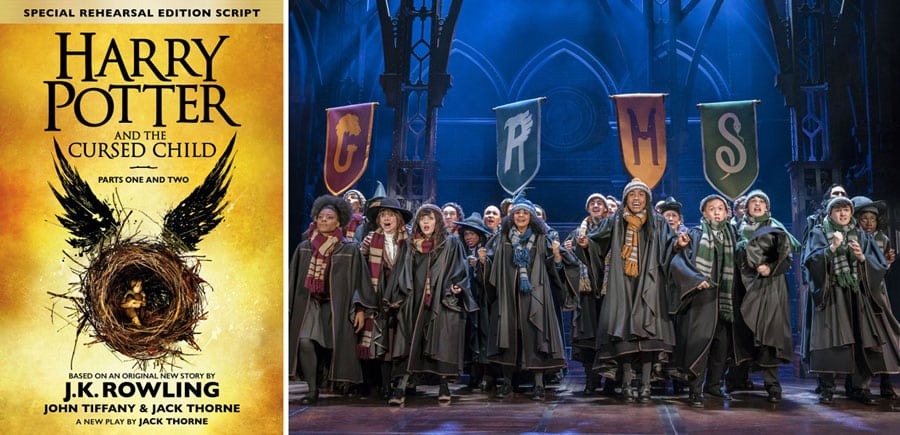 Harry Potter and the Cursed Child Sphere Books