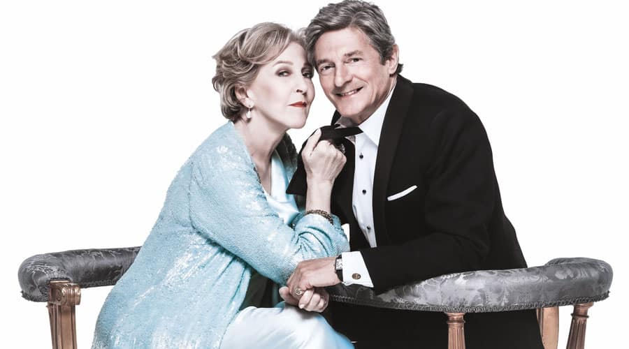 Private Lives Patricia Hodge Nigel Havers
