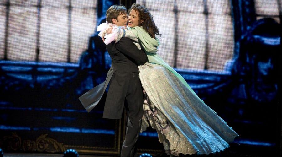 Andrew Lloyd Webber Phantom Of the Opera