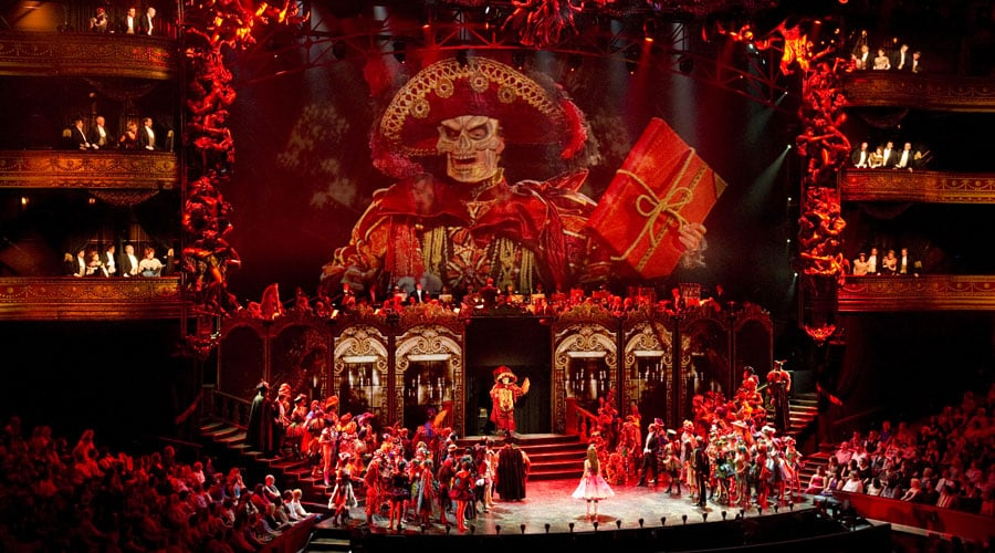 Phantom Of The Opera 25th Anniversary Review