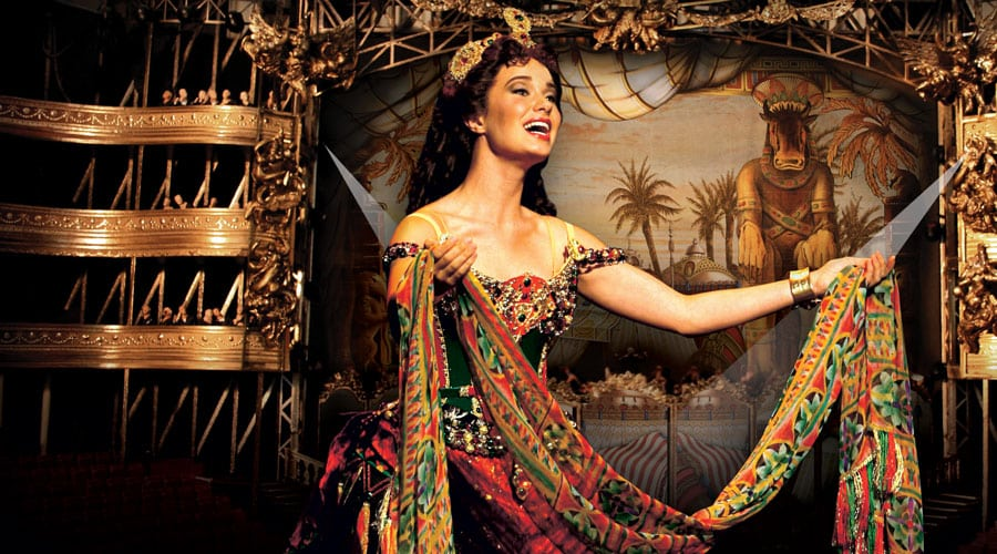 Sierra Boggess Phantom Of The Opera 25th Anniversary