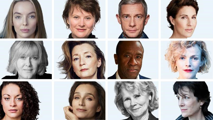 Alan Bennett Talking Heads cast