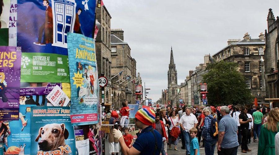 Edinburgh August Festivals Cancelled in 2020