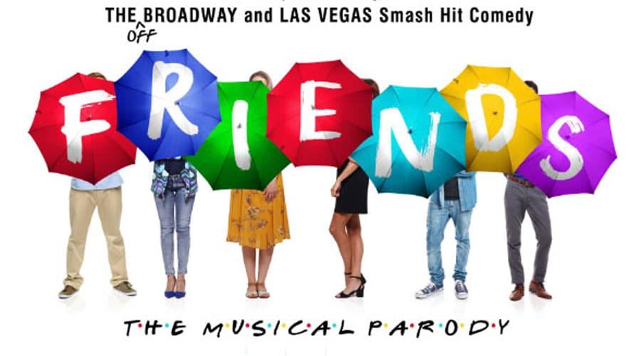 Friends Musical Parody UK Tour