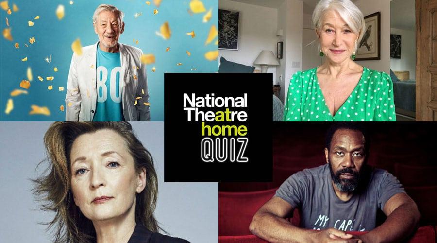 National Theatre Home Quiz