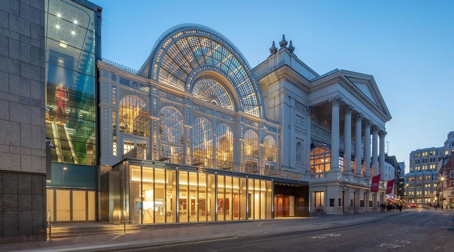 Royal Covent Garden Opera House