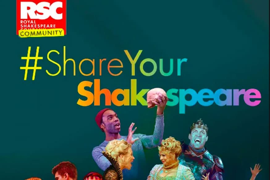 Share Your Shakespeare RSC
