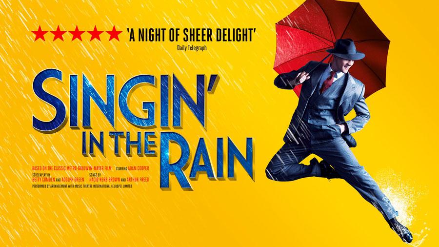 Singin' In The Rain UK Tour