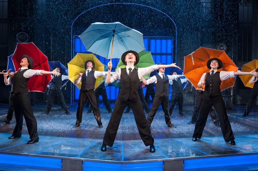 Singin In The Rain UK Tour 2021