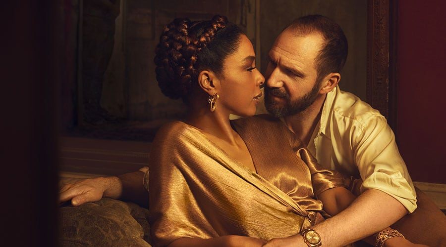 Antony and Cleopatra National Theatre Home