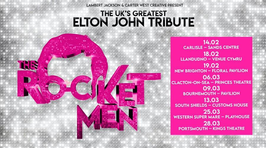 The Rocket Men Tour UK 2021