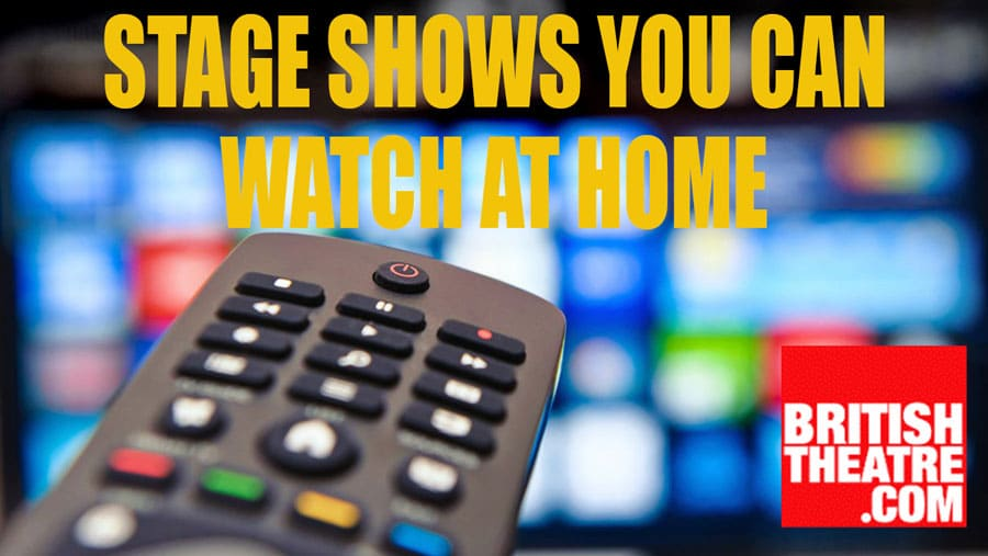 Shows To Watch At Home