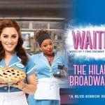 Waitress UK Tour 2021