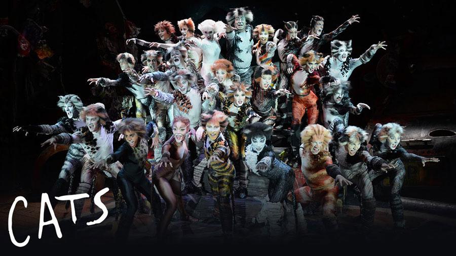 Watch Cats Free Andrew Lloyd Webber