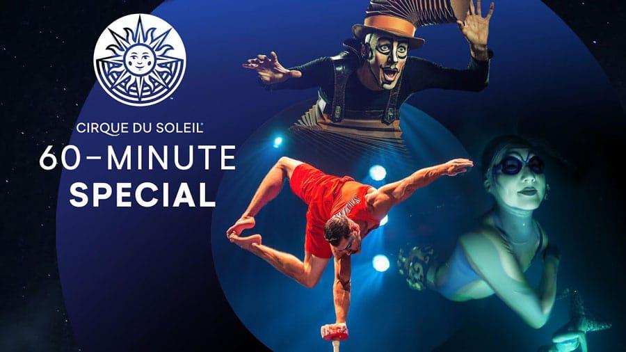 Cirque Du Soleil online
