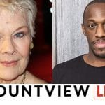 Mountview Judi Dench Giles Terera