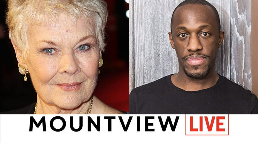 Mountview bring Judi Dench and Giles Terera together for a chat