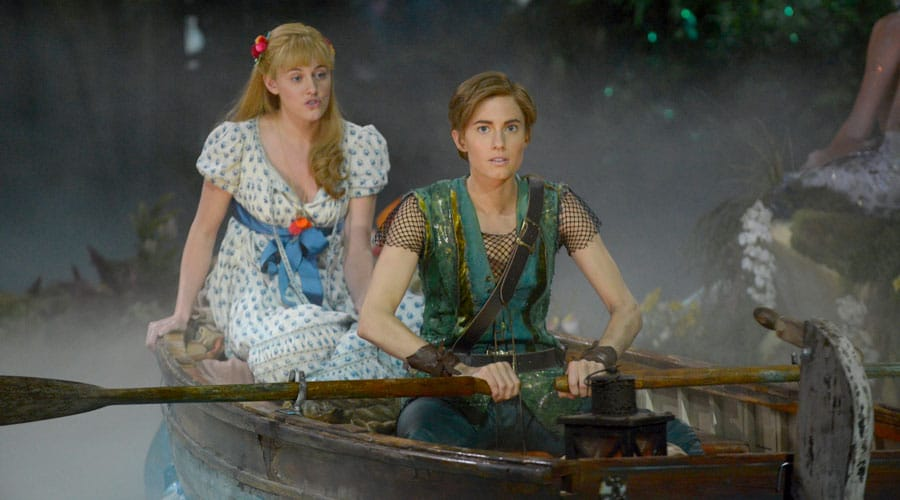 Peter Pan Live YouTube