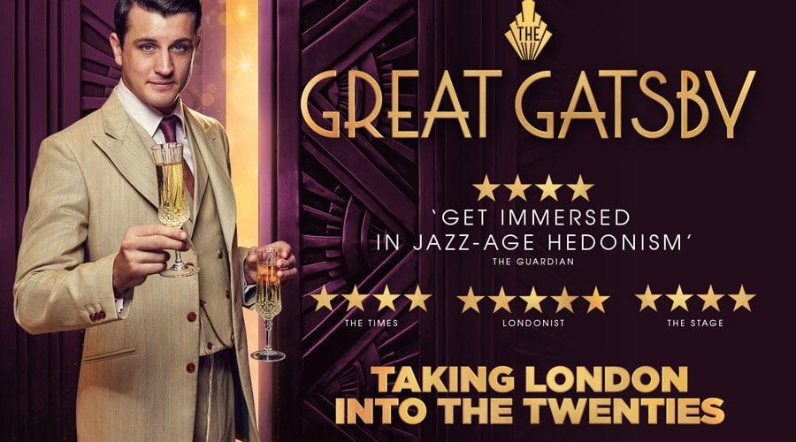 Great Gatsby immersive