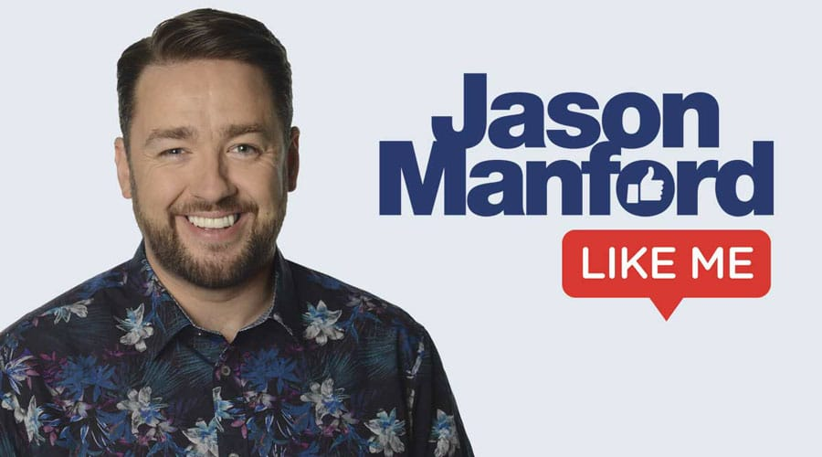 Jason Manford Uk Tour 2021