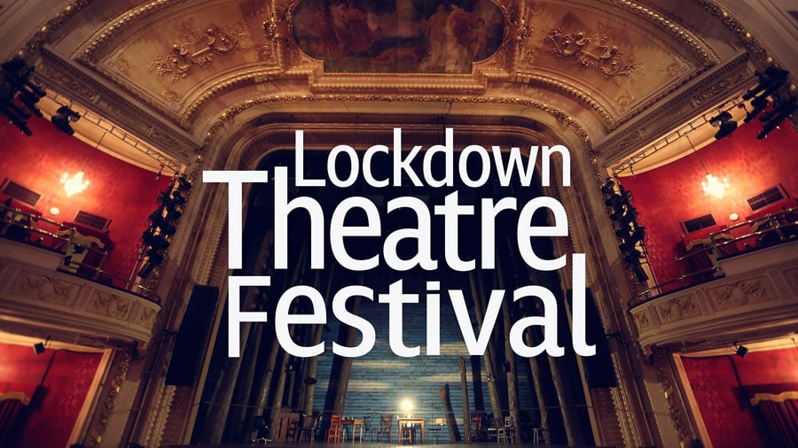 Lockdown Theatre Festival The Mikvah Project