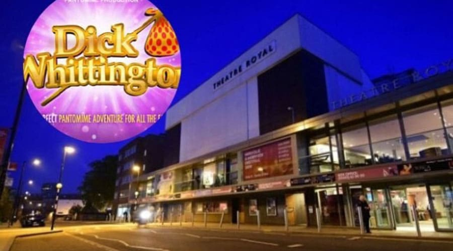 Norwich Theatre Royal Pantomime