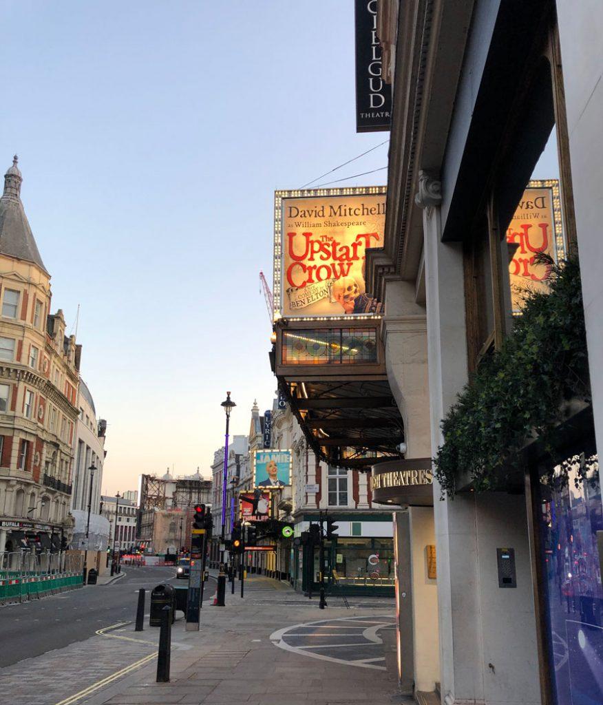 UK Theatre Roadmap