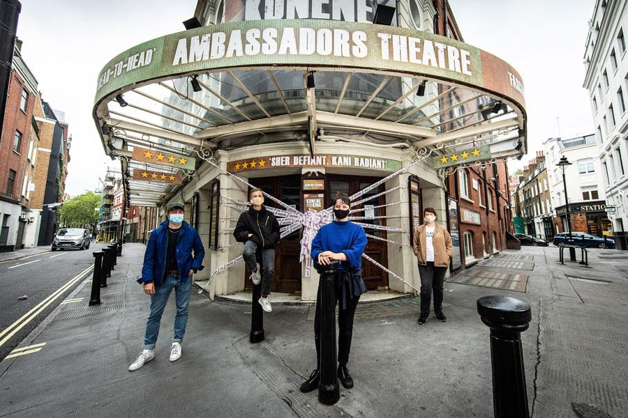 Ambassadors Theatre London
