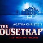The Mousetrap St Martins Lane Theatre London