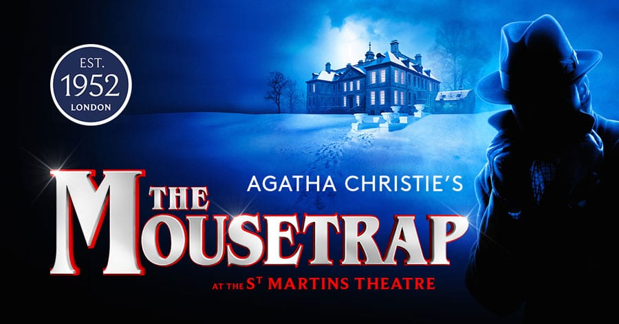 The Mousetrap St Martins Lane Theatre London