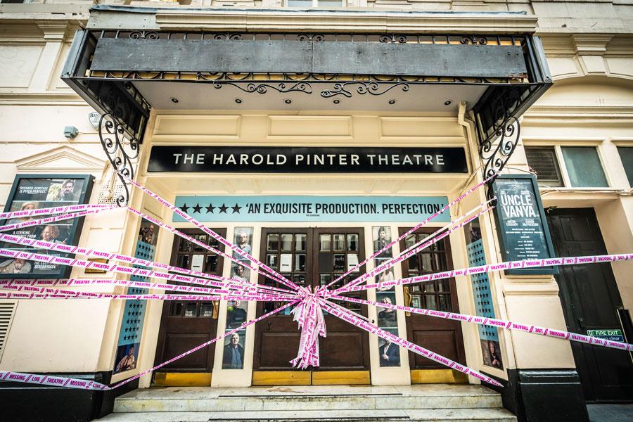 Harold Pinter Theatre London Missing Live Theatre