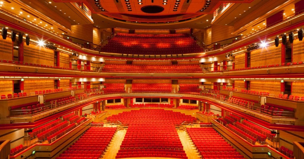 Symphony Hall Birmingham redundancy consultations
