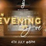 An Evening At Joes Joe Allen London