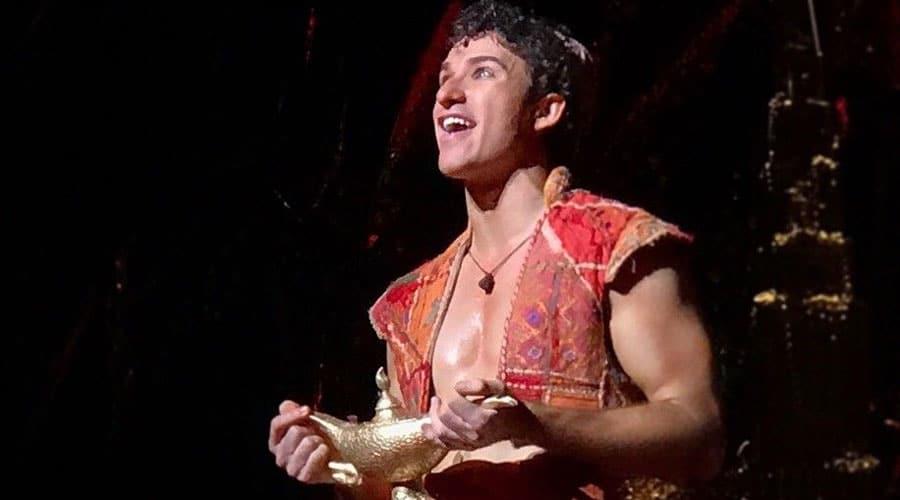 Danny Becker Aladdin