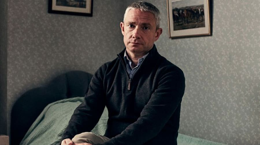 Martin Freeman Talking Heads A Chip In The Sandwiches